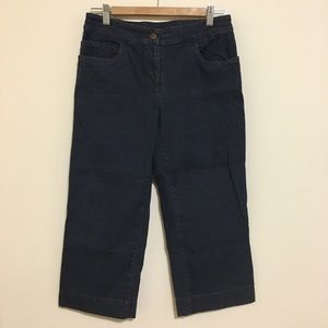 Eileen Fisher Cropped Jeans PM